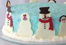 Christmas & Winter / by Robin {Bird On A Cake}