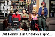 The Big Bang Theory / by Vero Brenda