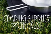 Camping and The Great Outdoors / Pack up and get out for cheap! Pillows, travel toys and don't forget DIY tips to make a memorable camping trip.   / by Lakeside Collection