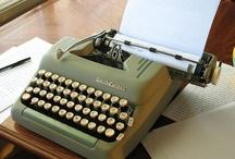 Writing  / by Wrigley Fielder