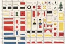 Lego ☳ / Eɴdʟess ʟove ғoʀ tʜe ʟɪttʟe pʟastɪc cuʙes oғ ɢʀeatɴess  / by Bee Wonky