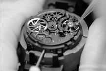 Hublot Movements / by Hublot Watches