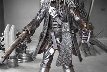 metal/scrap art / by Sherry colburn zerr
