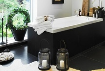Home - Bathroom / Spa / by Therese Jönsson
