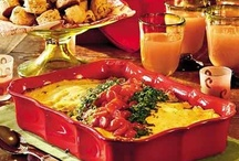 Casseroles - breakfast and others / by Candy Smith Cobb