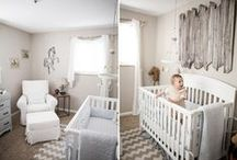 Nursery Inspiration on COUTUREcolorado Baby / Inspiring Colorado nurseries + kid's rooms for moms and children with style. / by COUTUREcolorado