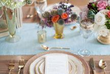 Wedding Decor & Tablescapes / by COUTUREcolorado