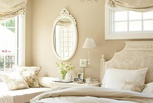 My Nest - Bedrooms / Ideas for feathering my nest / by Jennifer Boutet