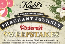 Kiehl's  Fragrant Journey / by Carol Norton