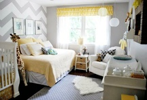 For The Home: Ideas - Nursery/Kids Room / by Carol Ann Barnt