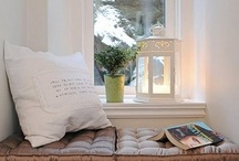 For The Home: Ideas - Entry Way/Nooks / by Carol Ann Barnt