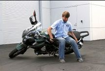 MC Garage / Wrench time and tech tips for the mechanically inclined Motorcyclist plus our Doin' Time long-term bike mods and updates. / by Motorcyclist Magazine