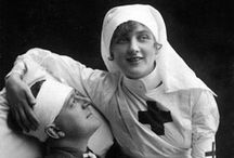 nurses / by Ludovica Falzetta