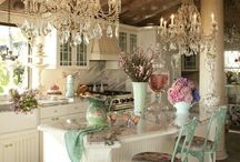 fantasy home living  / dream decor / by Wheatley Ann