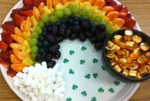 St. Patrick's Day Ideas! / by Linda Pearman