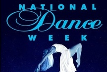 National Dance Week 2013 / We love dance! So we couldn't be more excited top be celebrating it for a whole week! / by Discount Dance Supply