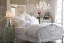 bedrooms / by tammy inman