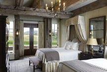 Bedrooms / by Sonee Reilly
