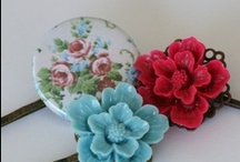 Products I Love / Shabby Cottage Hand Painted Roses / by Karen Fleming
