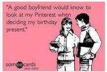 Things I want / aka birthday list, OK Greg? / by Samantha Tuaupiki
