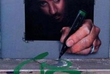 STREET ART / STREET ART FROM AROUND THE GLOBE.. #streetart #art / by Sean Finlay