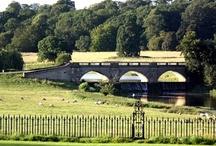 Jane Austen's Derbyshire! / www.aladyinlondon.com / by A Lady in London