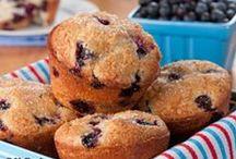 Breads ~ Muffins / by Kelley Galyen