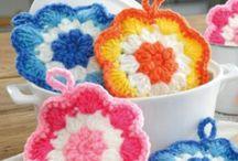 Crochet for kitchen / by Rhonda Smith