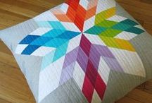 Pillows / by Missouri Star Quilt Company