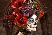 Sugar Skulls / by Aspen McKenna Make Up Artistry