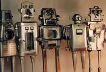 Robots & Rockets & Cool Shit / by Donna Piranha