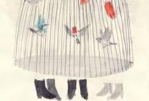 Free Birds / by Donna Piranha
