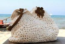 Crochet Bags & Purses / by Marianna