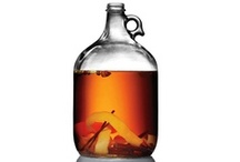 Brewing & Infusing / Mad scientist of fermentation and home brewing.  / by John Gay