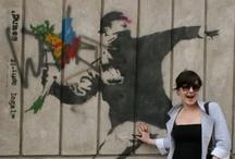Graffiti / by Alex C. {Hydrangea Girl}