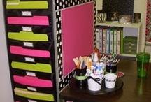 Organizing my Classroom / by Valerie McBride Taft