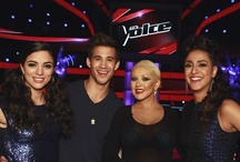 Team Xtina / by The Voice