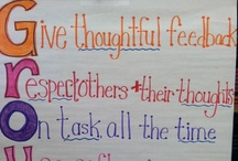 Anchor Charts / by Valerie McBride Taft