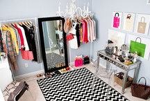 New House - Dressing Room/Office / by Lauren Knill