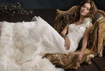 Wedding Gowns / Floor Length Wedding/Bridal Gowns / by Kathy Merlino