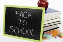 Back to School Ideas / by Valerie McBride Taft