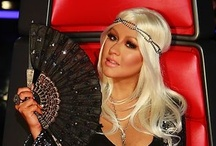 Coach Xtina / by The Voice
