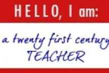 21 Century Learning / by Valerie McBride Taft