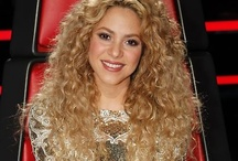Coach Shakira / by The Voice
