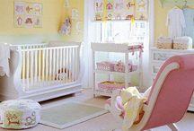 New baby's nursery / by Cristin Castaneda