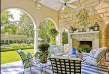Great Outdoor Spaces: Porches, Patios, Pools, & More! / Backyards that look like a tranquil retreat! See more at http://updatethemetroplex.com. / by Update Dallas