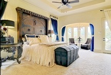 Dreamy Bedrooms / Sleep in style in these dreamy luxury bedrooms! See more at http://updatethemetroplex.com / by Update Dallas