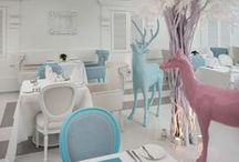 other beautiful b u i l d i n g s and interiors / by lieselot {mili.ro}