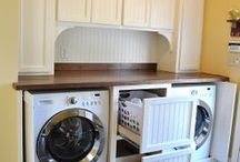 laundry rooms / by Holly Gooch