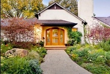 Doors and Entryways / Enter into luxury!  See more at http://updatethemetroplex.com / by Update Dallas